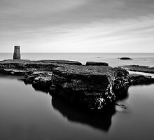 Souter Rangefinder Long Exposure by Philip  Whittaker