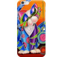 Party of One, IPhone, by Alma Lee iPhone Case/Skin