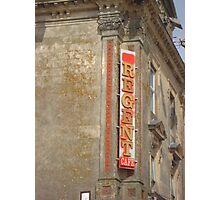 Regent, Weston. Photographic Print