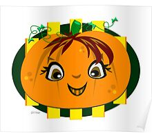 Happy Halloween Smile To You Poster