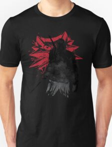 The Witcher sumi-e T-Shirt
