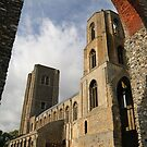 Wymondham Abbey. Norfolk by Paul Holman