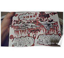2nd EIDO wildstyle Poster