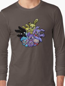FNAF - Bonnies / Springtrap Long Sleeve T-Shirt