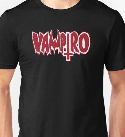 Vampiro Unisex T-Shirt
