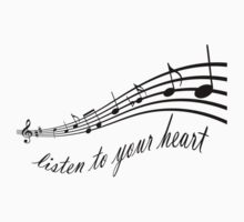 listen to your heart by fotodose