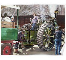 Southampton Bursledon brickworks open day picture 2 Poster