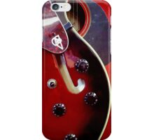 Red Guitars - iPhone Case iPhone Case/Skin