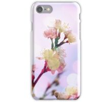 Bokeh Blossom #1 iPhone Case/Skin