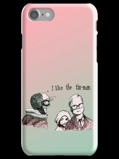 I like the Tin Man by Erik Johnson