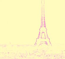 tour eiffel iphone case for paris lover :) by faithie