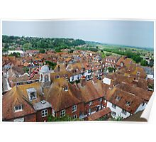 Historic Rye, East Sussex Poster