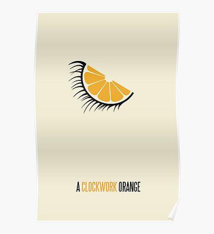 A Clockwork Orange Poster