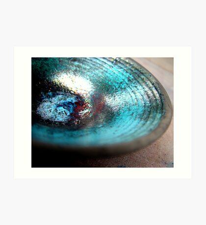Ceramic Bowl Art Print