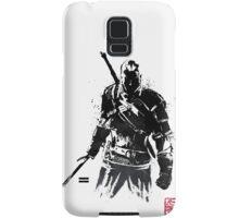 The Witcher sumi-e V2 Samsung Galaxy Case/Skin