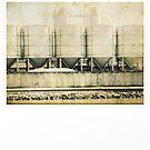 Cement silos  by anjafreak