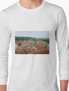 Rye town, England Long Sleeve T-Shirt