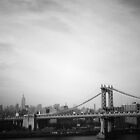 New York City in Black and White - By Vivienne Gucwa by Vivienne Gucwa