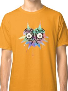 Watercolor's Mask Classic T-Shirt
