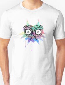 Watercolor's Mask T-Shirt