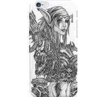 Skull Elf Ranger iPhone Case/Skin