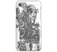 Skull Elf Ranger iPhone Case/Skin