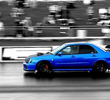 Subaru Racer by Vicki Spindler (VHS Photography)