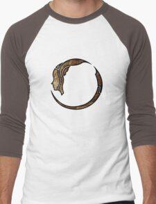 Azel Men's Baseball ¾ T-Shirt