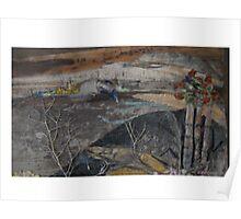 Slender-Landscape Poster