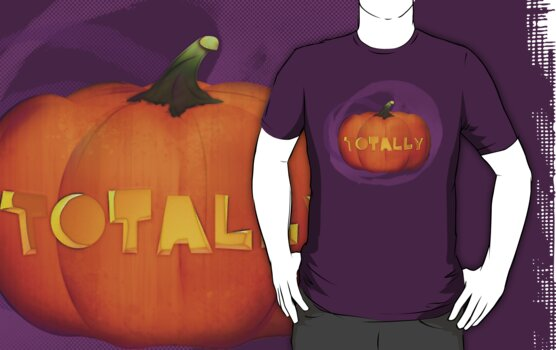 Totally Pumpkin by Steve Hryniuk