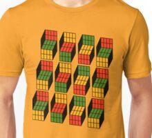 Sheldon Cooper's Rubik's Mash. Unisex T-Shirt