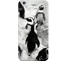 Penguins - iPhone Case iPhone Case/Skin