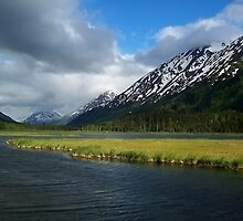 Scenic Alaska by Michael L. Colwell