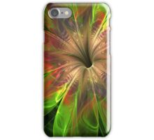 Green Whispers iPhone Case/Skin