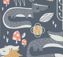 Forest Proper  Sticker
