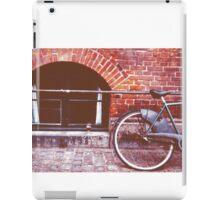 Bicycle in Copenhagen iPad Case/Skin