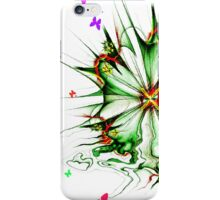 Butterfly Explosion iPhone Case/Skin