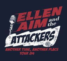 Ellen Aim & the Attackers Tour 84 by superiorgraphix
