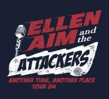 Ellen Aim & the Attackers Tour 84 T-Shirt