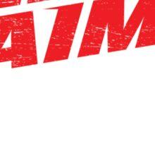 Ellen Aim & the Attackers Tour 84 Sticker
