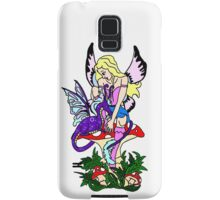 Faerie and Pseudo Dragon Samsung Galaxy Case/Skin