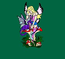 Faerie and Pseudo Dragon Unisex T-Shirt