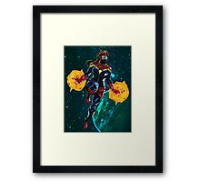 """""""And we will be the stars we were always meant to be"""" Framed Print"""