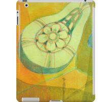 Small Yellow Composition  iPad Case/Skin
