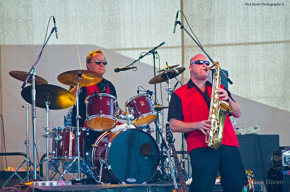 Johnny Limbo And The Lugnuts by Nick Boren