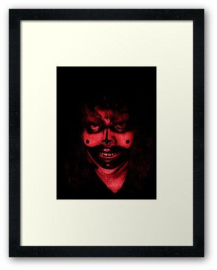 Bad Clown by shutterbug2010