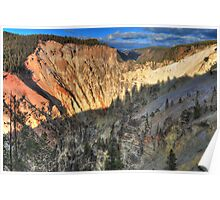 Grand Canyon of Yellowstone III Poster