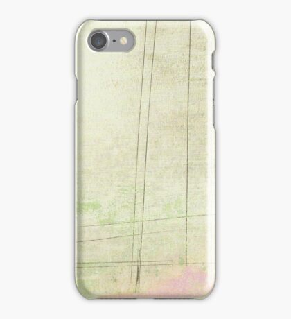 Old Green iPhone Case/Skin