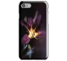 red magic day lilies 2 iPhone Case/Skin