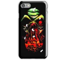 The Horror - For a Few Maggots More... iPhone Case/Skin